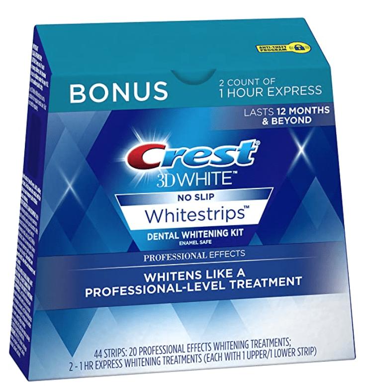 crest white strips amazon prime day