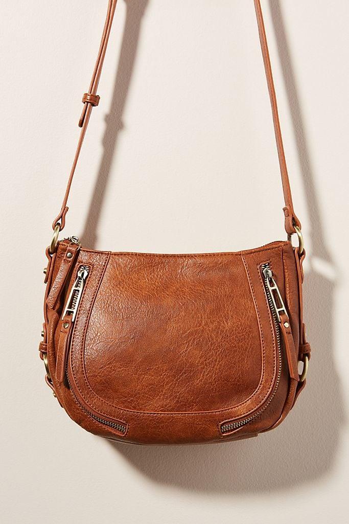 anthro saddle bag