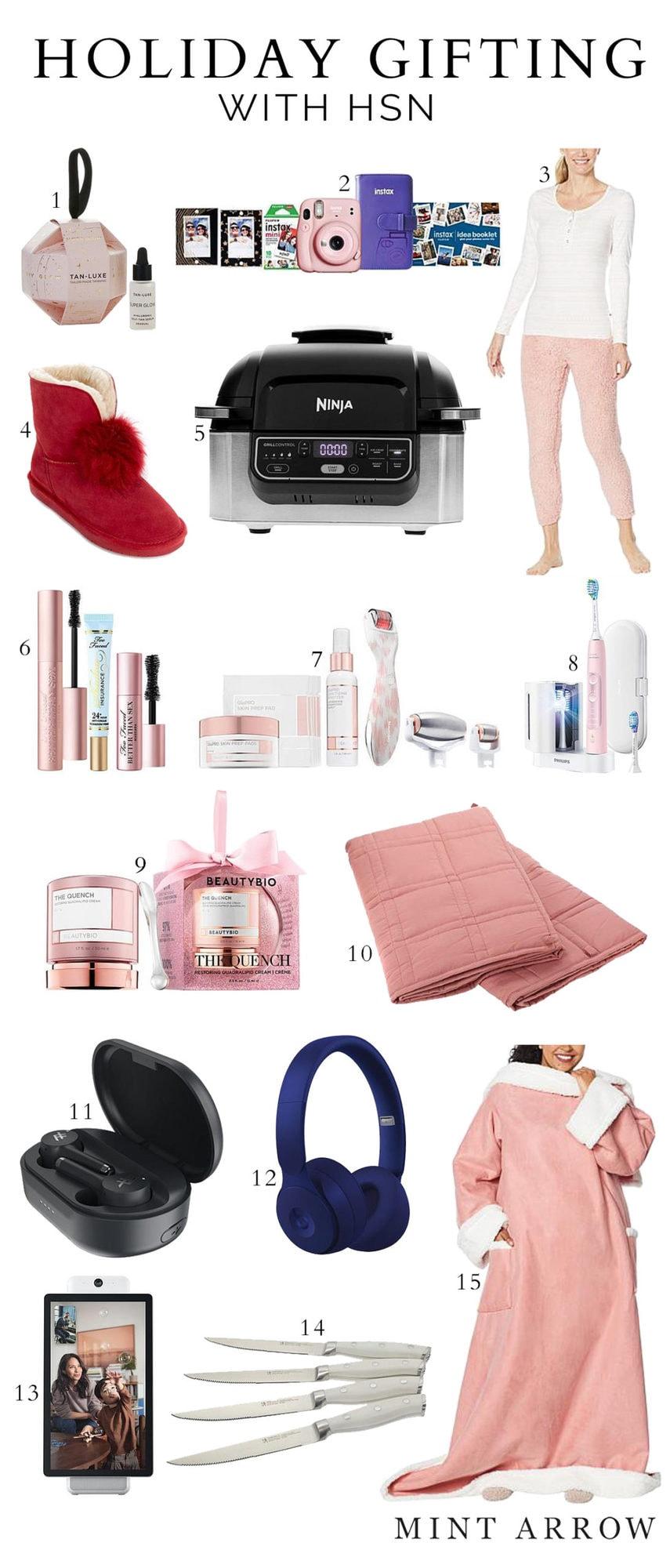christmas gift ideas for men and women HSN
