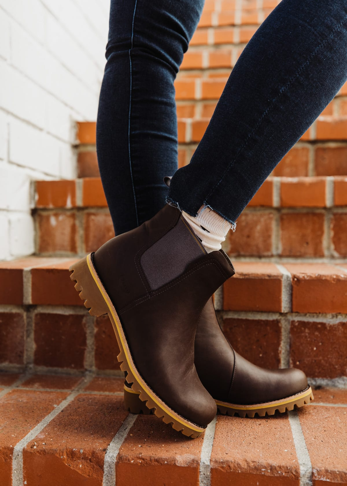 womens chelsea boots from Chaco Footwear