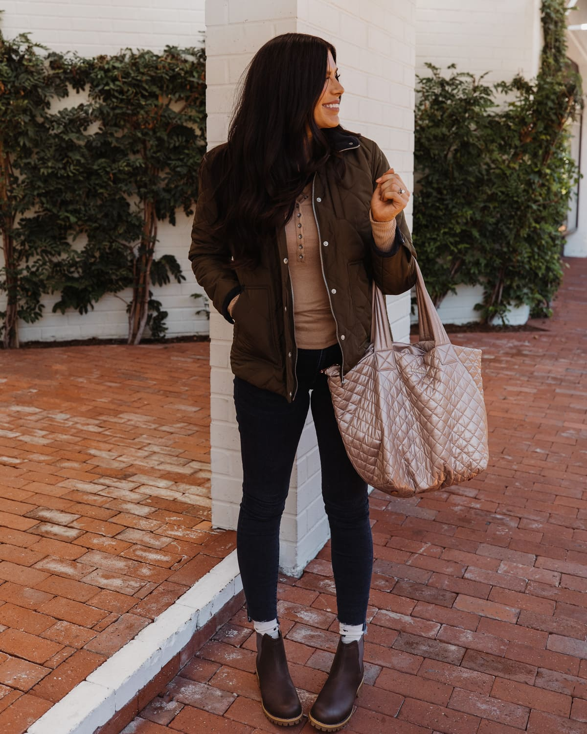 Chaco Footwear boots outfit