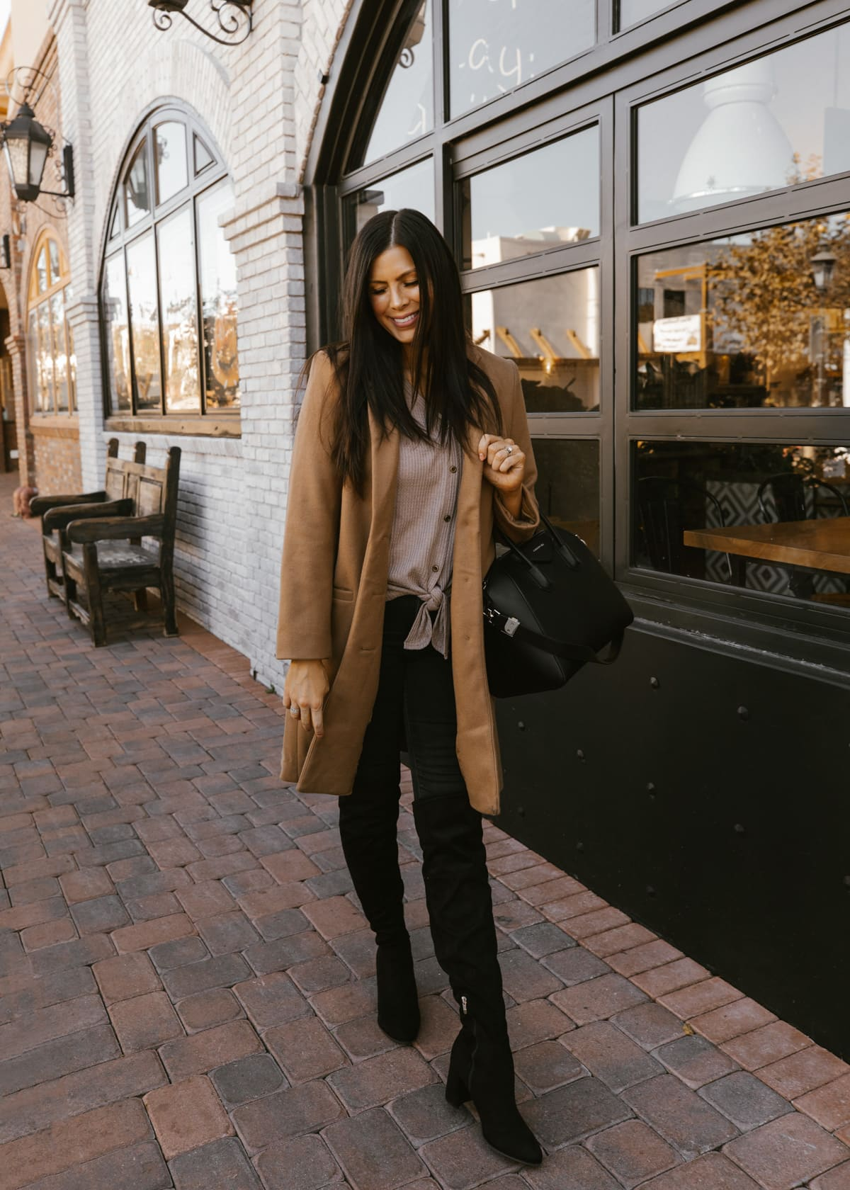 womens affordable peacoat