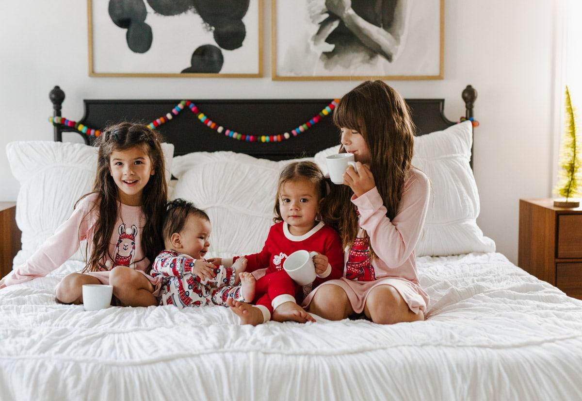 cyber monday christmas pajamas