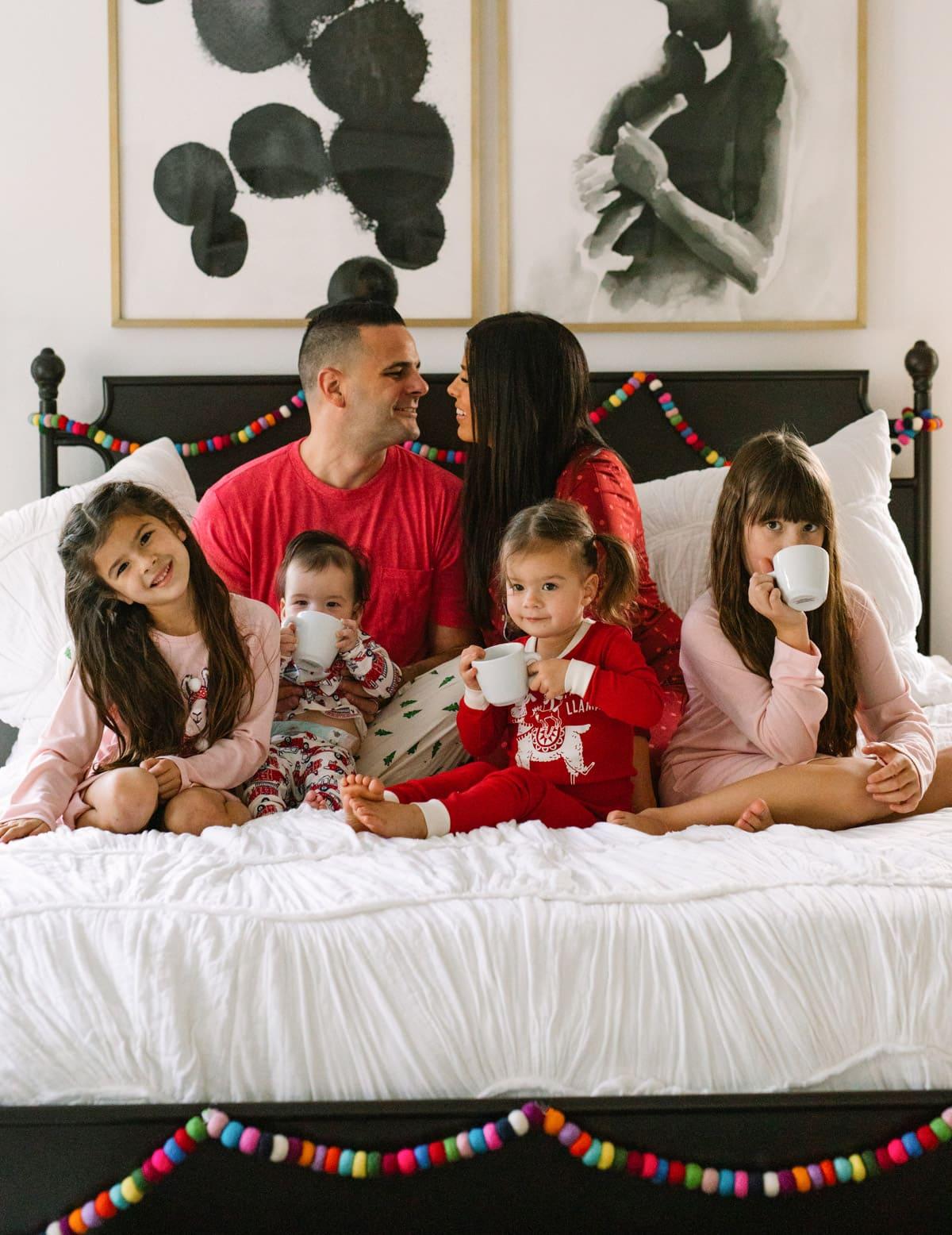 matching family christmas pajamas GAP deal