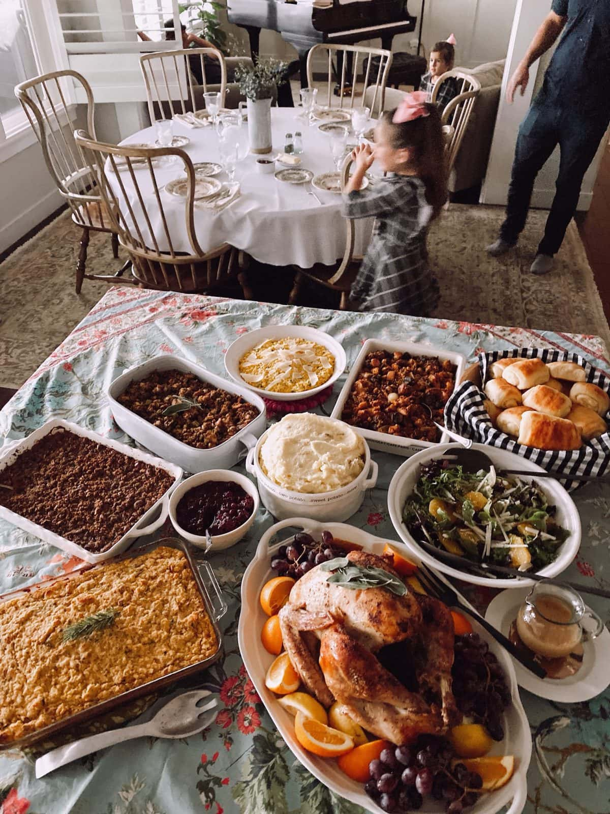 what to buy for thanksgiving dinner