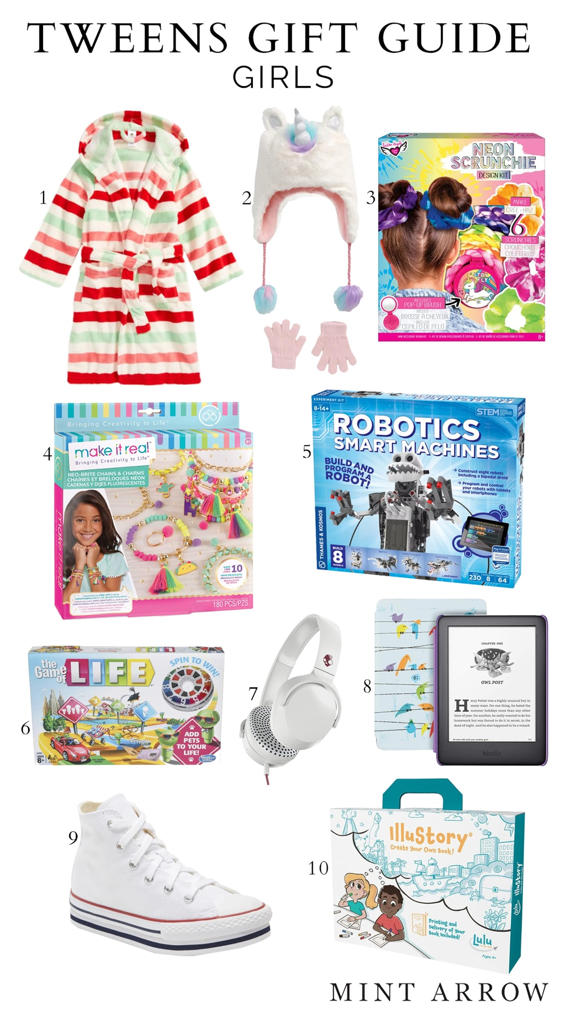 tweens Christmas gift for girls