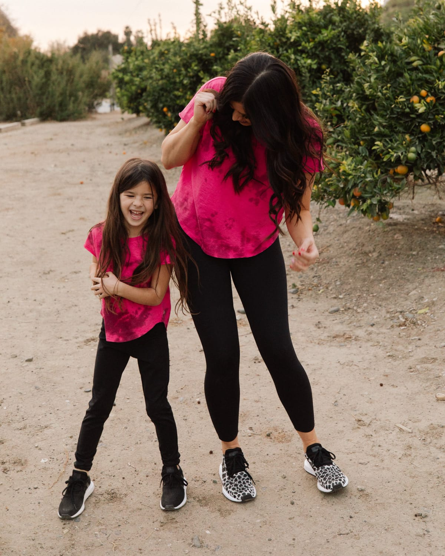 little girl leggings zella activewear