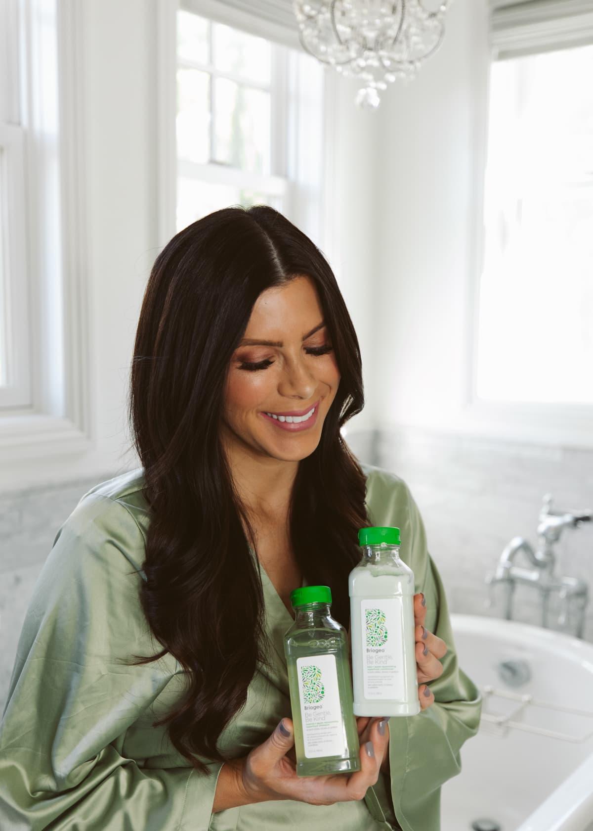 how to have healthy hair briogeo