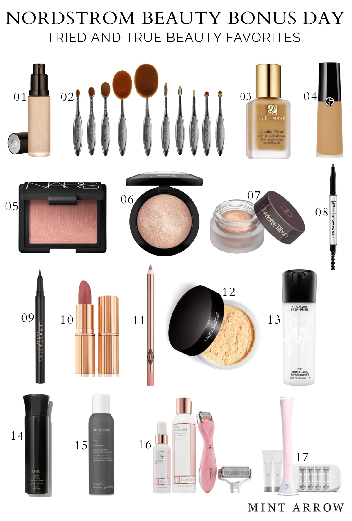 nordstrom beauty double points