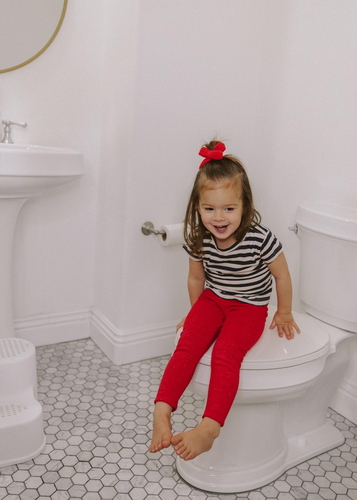 when to start potty training