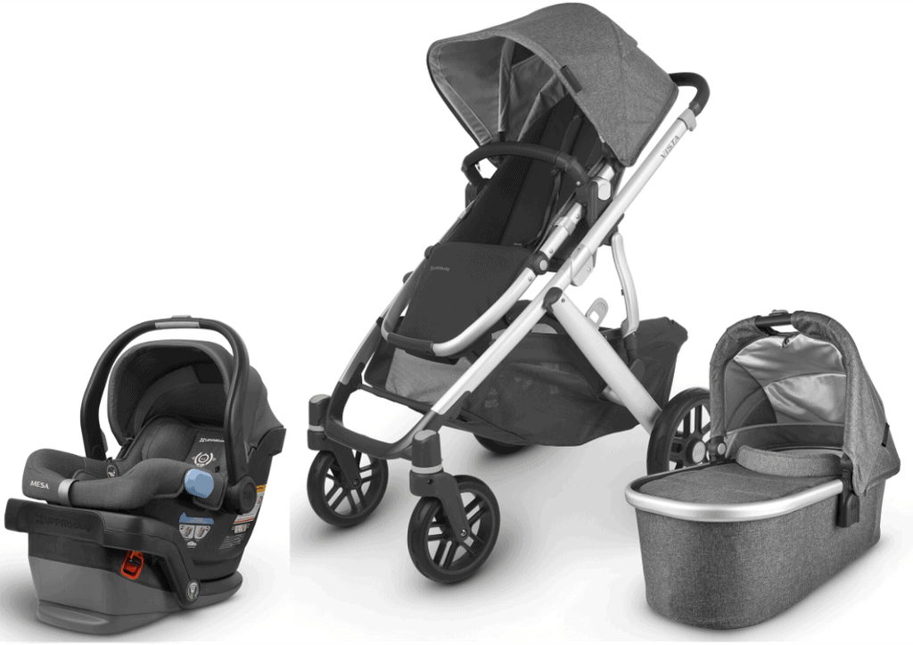 uppababy travel system the baby cubby