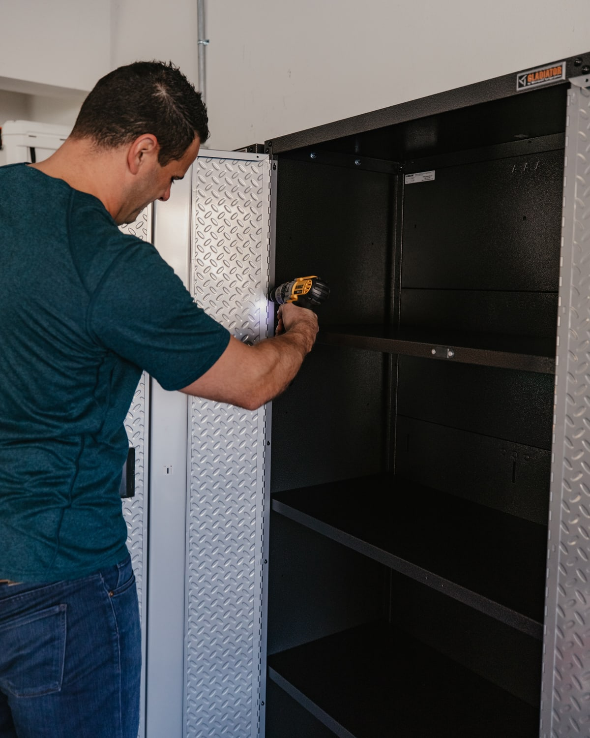 metal cabinets for garage