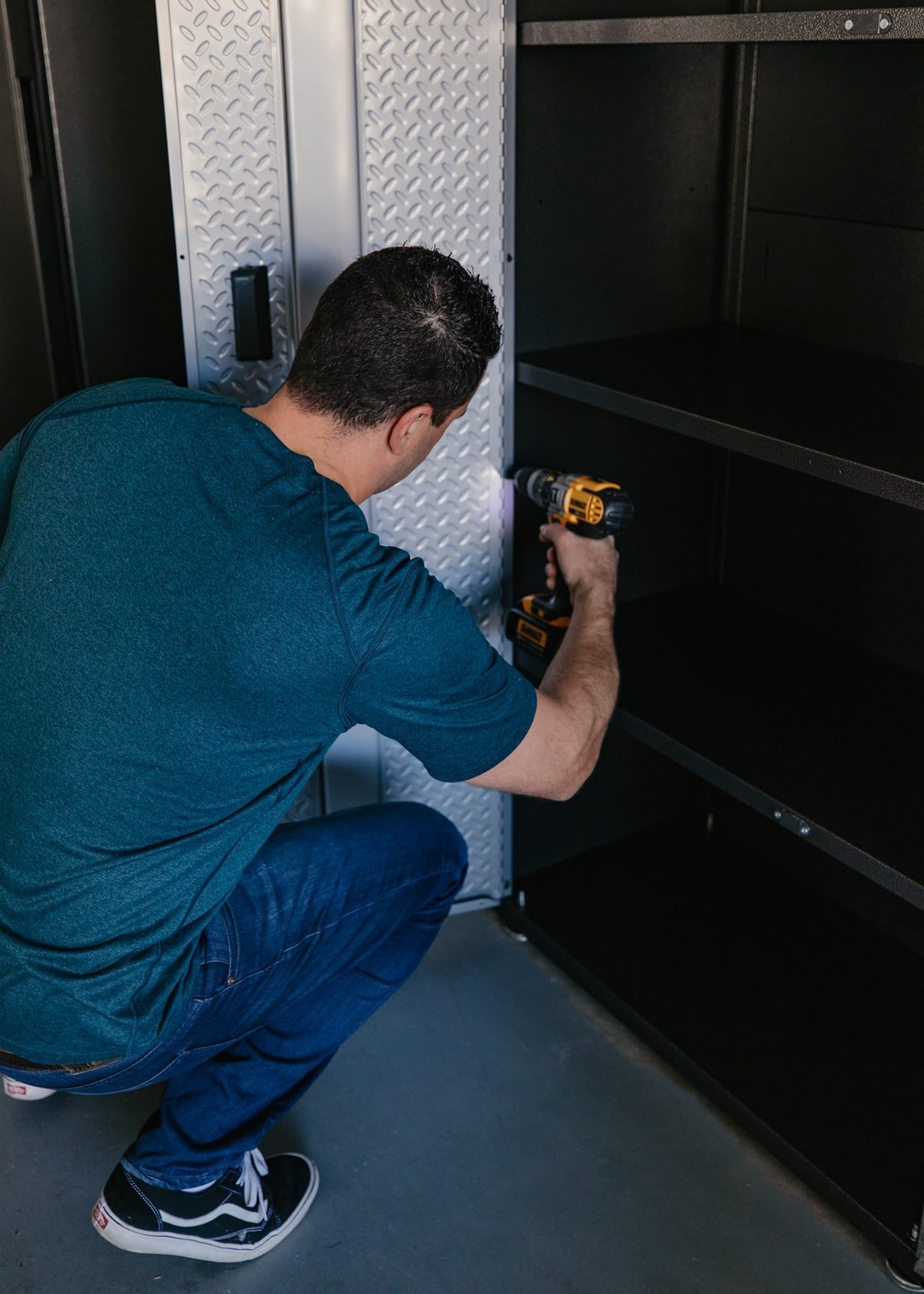 metal cabinets tools