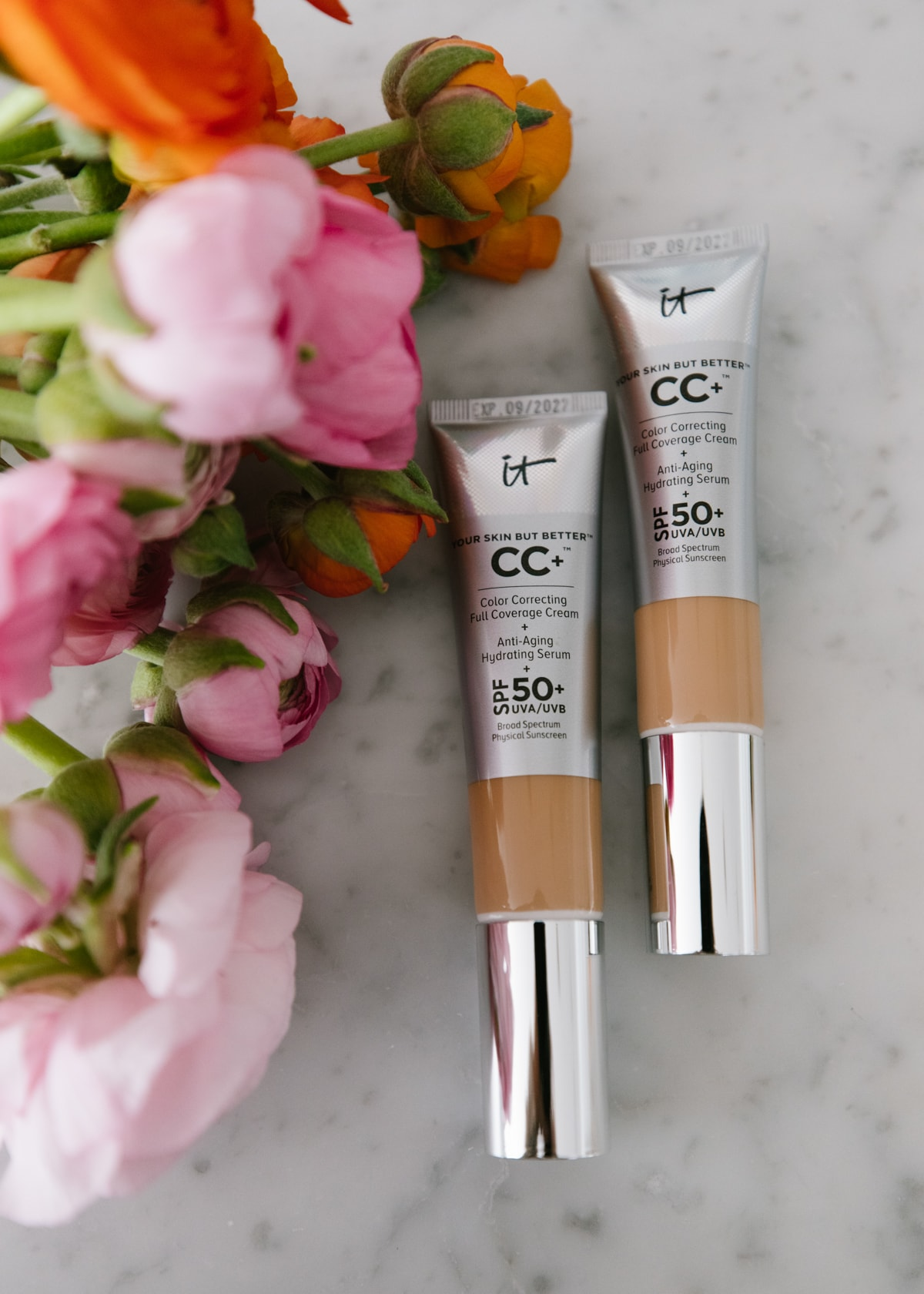 IT cosmetics your skin but better CC cream with SPF from QVC