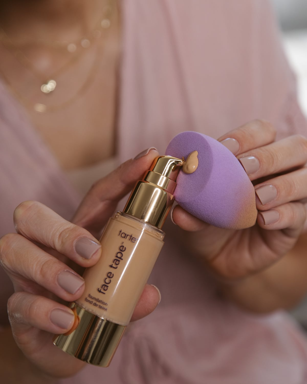 tarte cosmetics foundation face tape