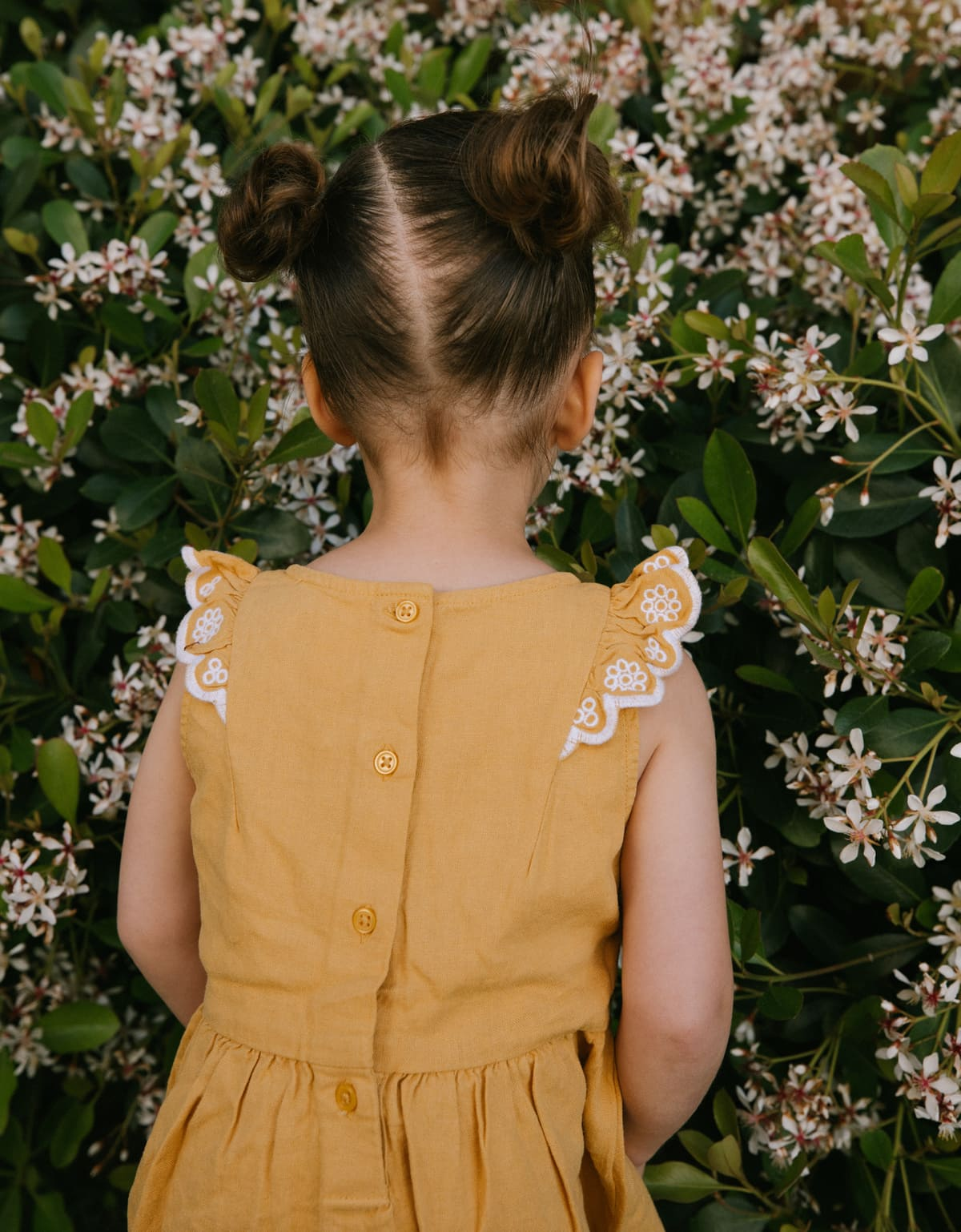 yellow dress for toddlers from carter's