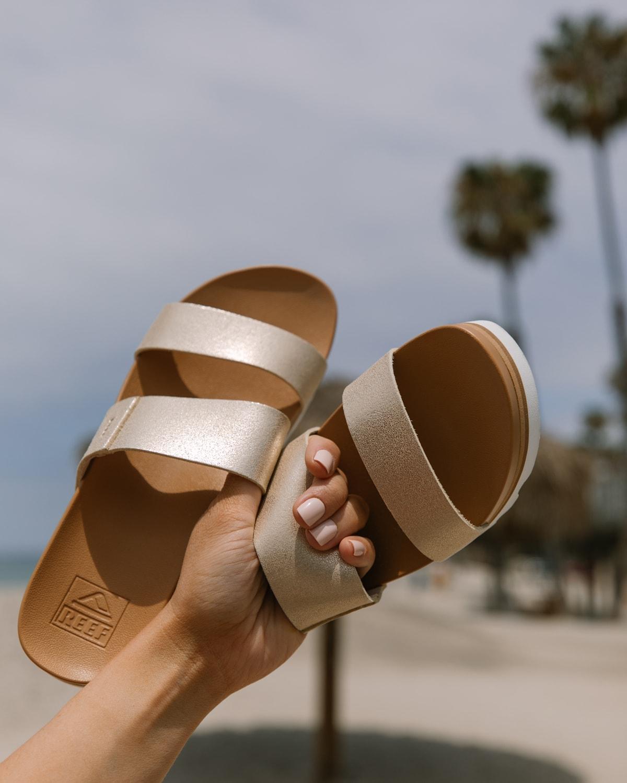 squishy summer sandals