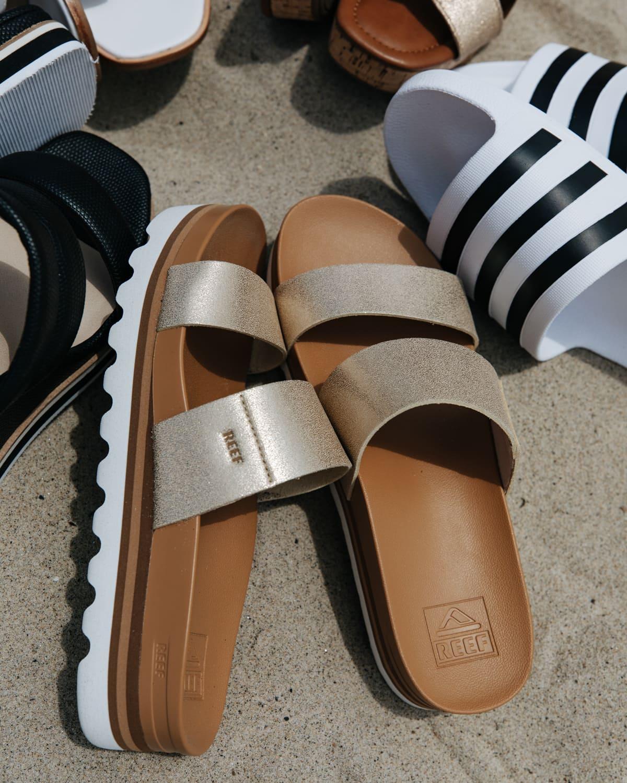 comfortable summer sandals