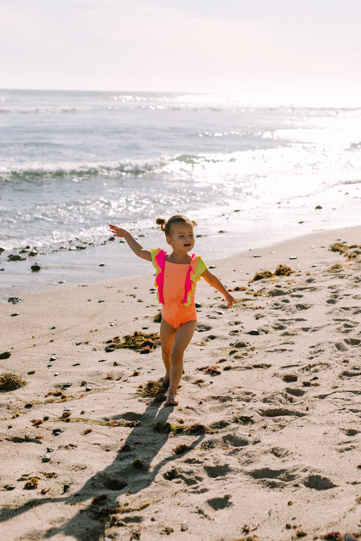 kid's swimsuit