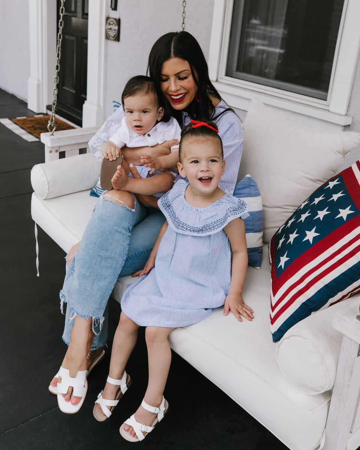 patriotic family outfits