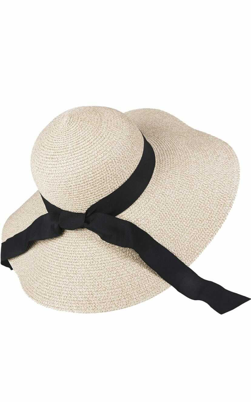 amazon floppy beach hat