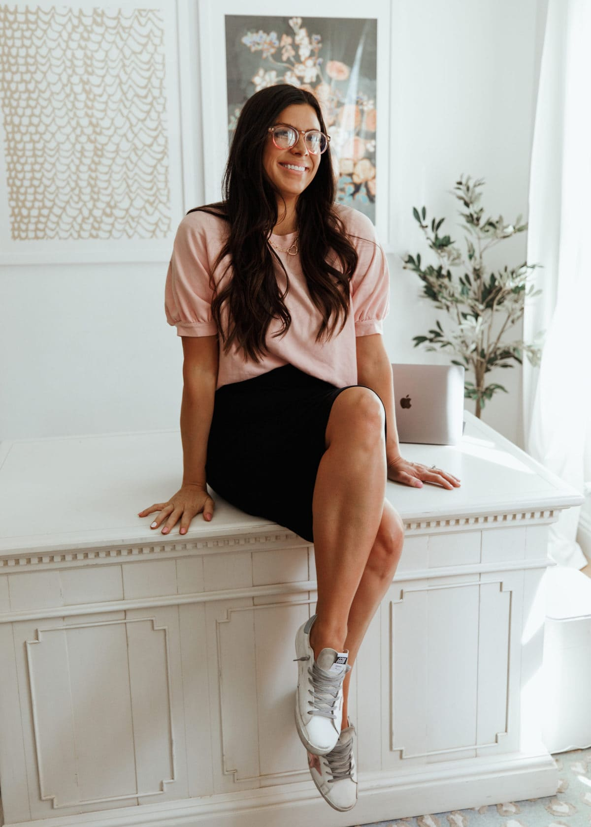how to style golden goose sneakers