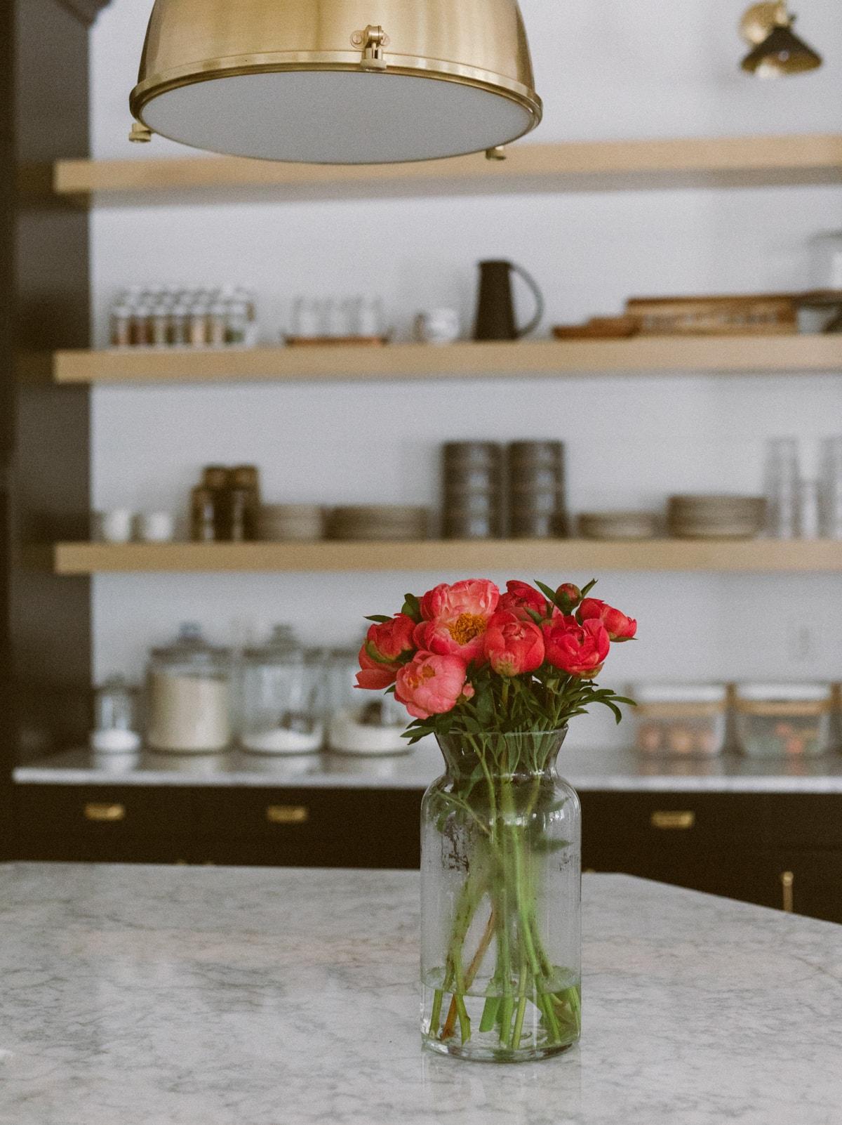 cute glass vase
