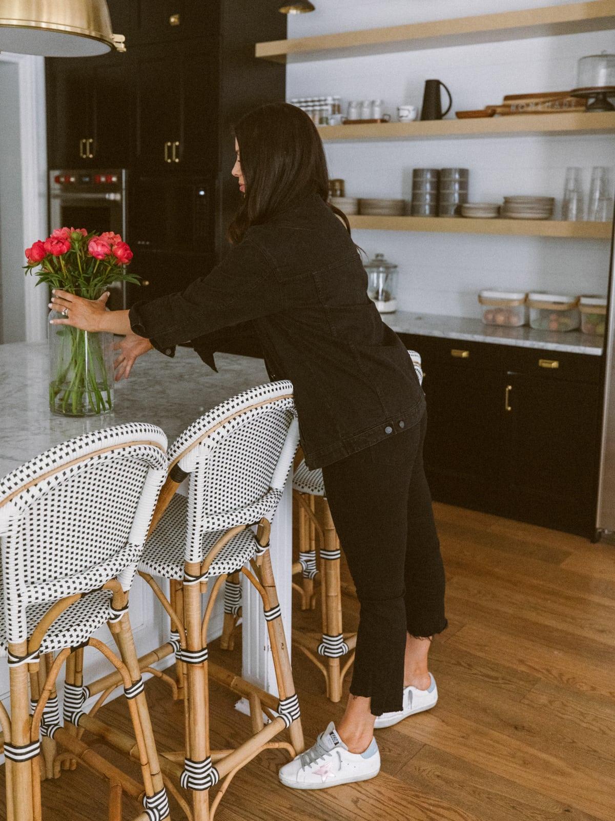 serena & lily bar stools