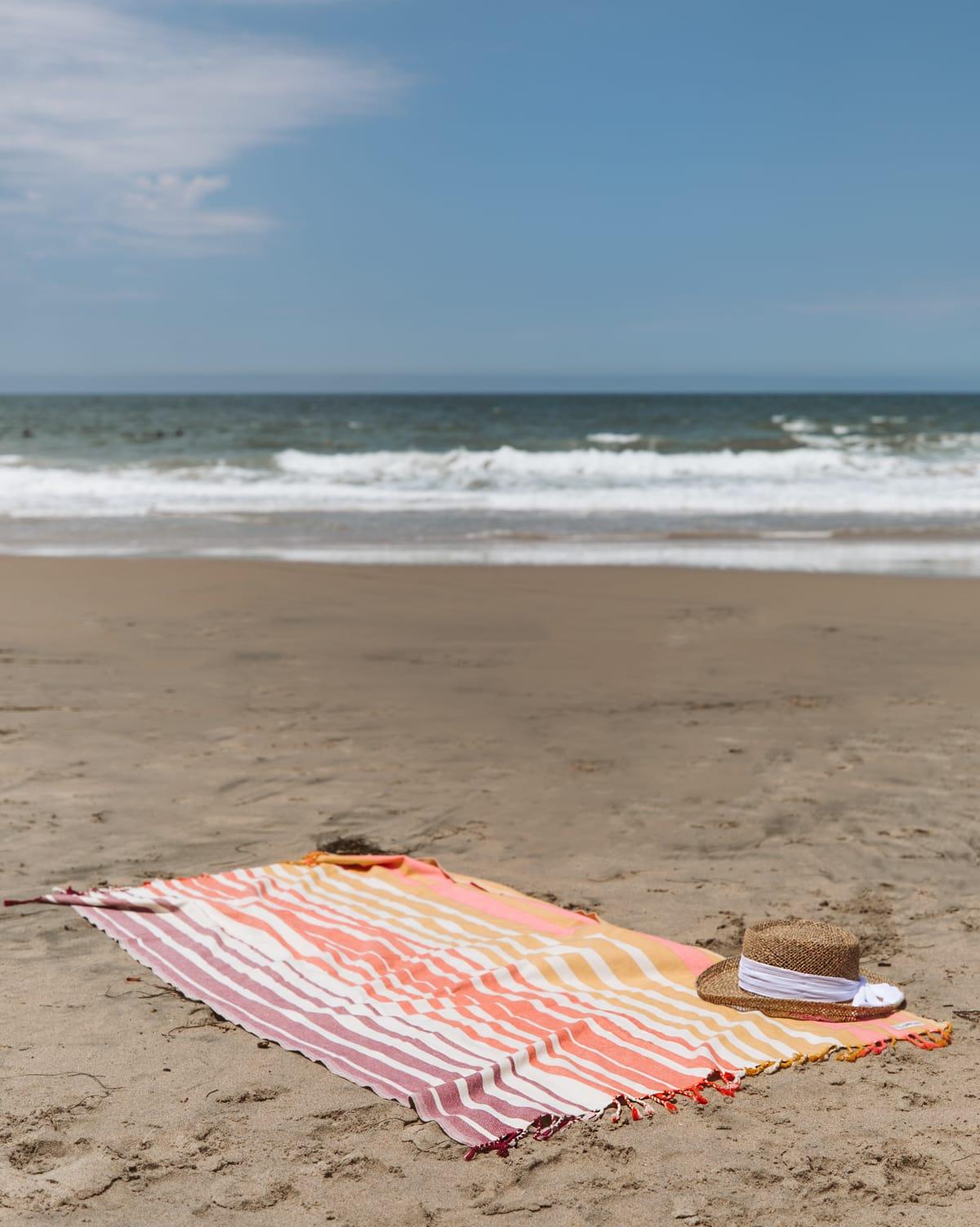 trendy beach towel