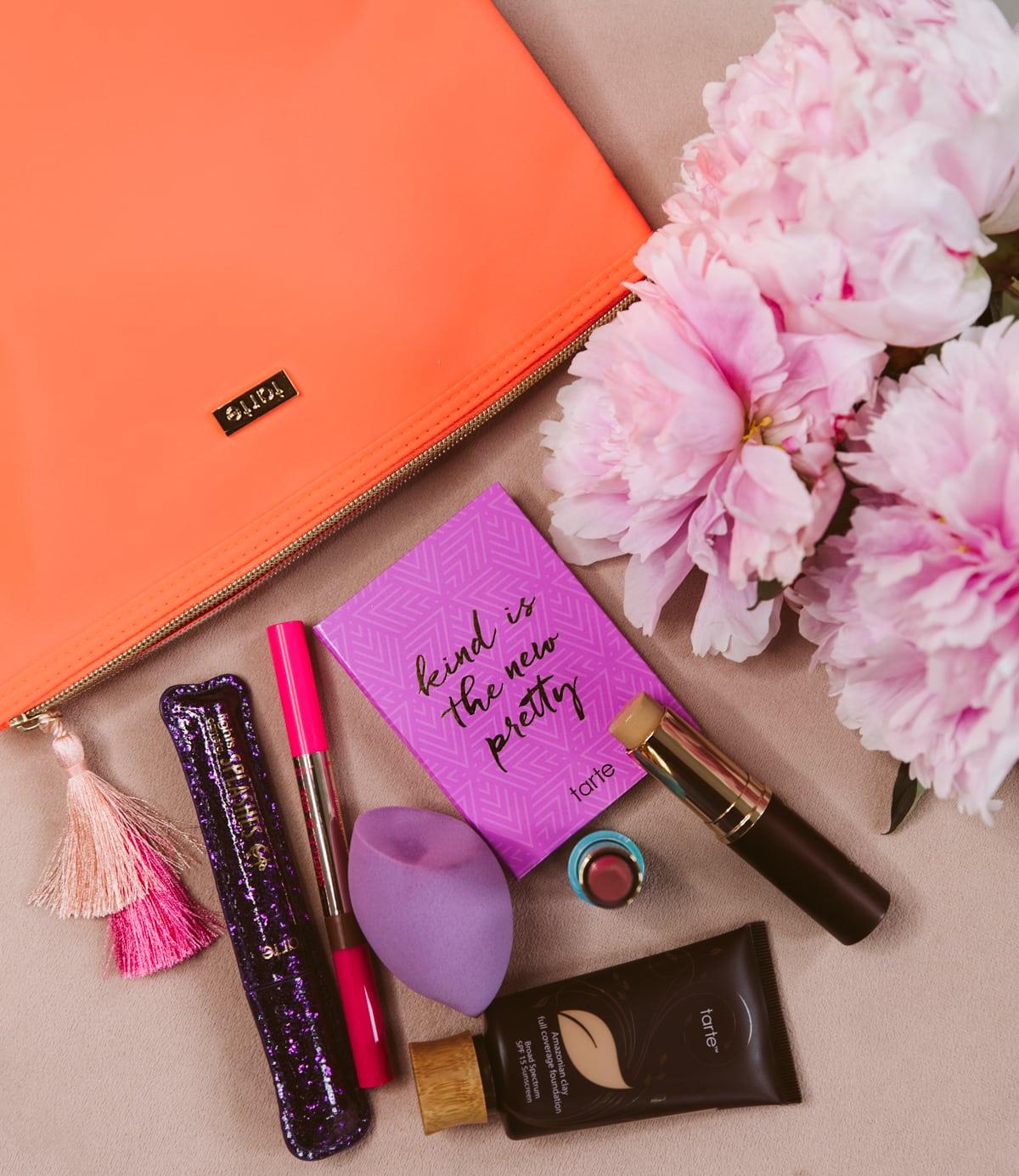 tarte summer makeup kit