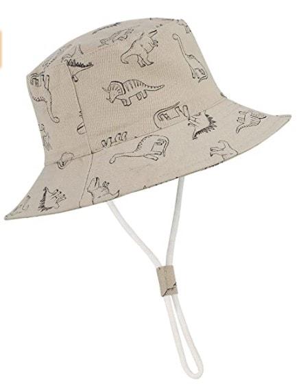 Beach Baby Sun Hat