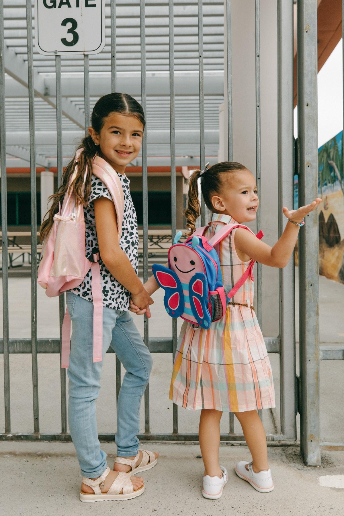 kids mermaid unicorn backpacks
