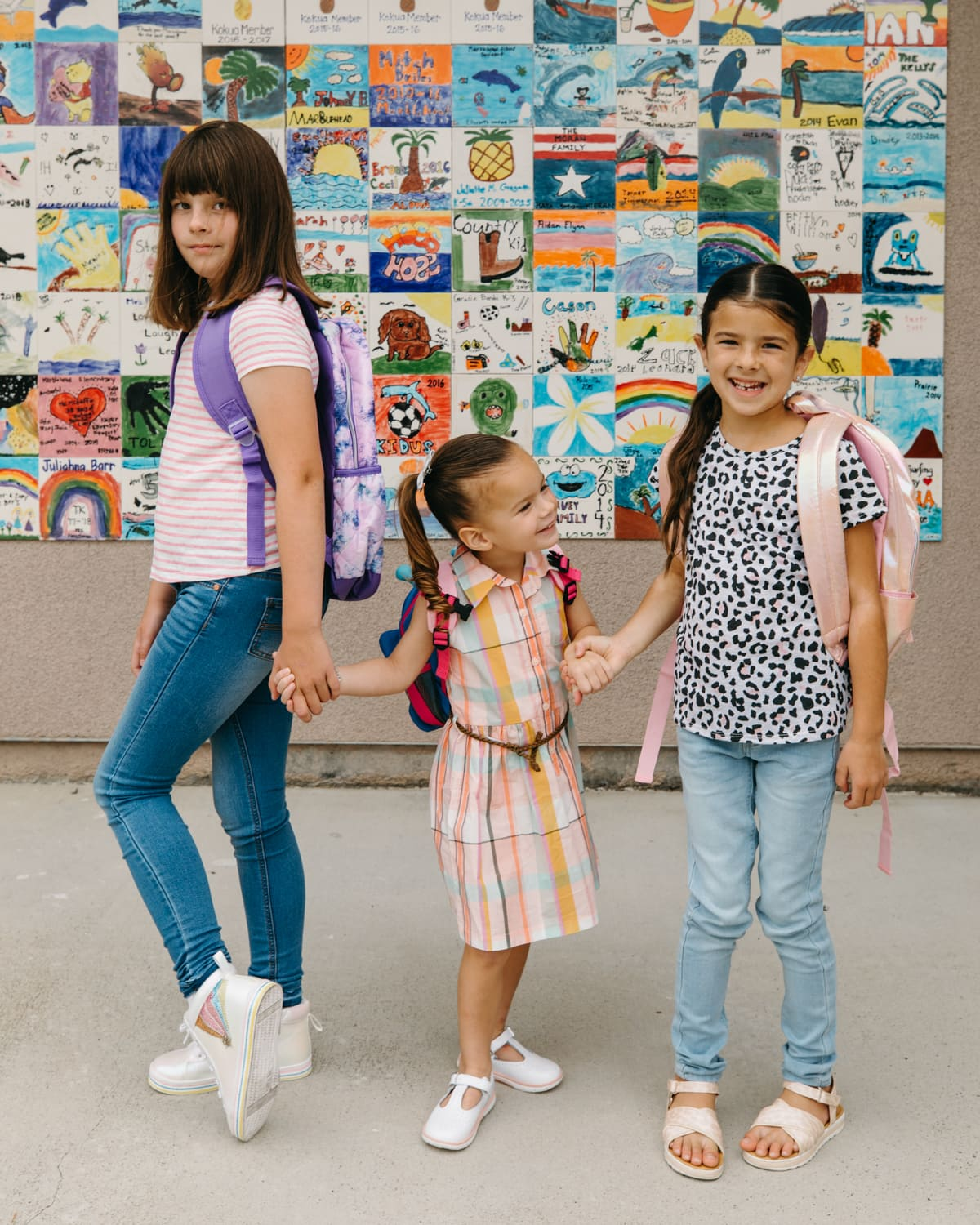school clothes for girls