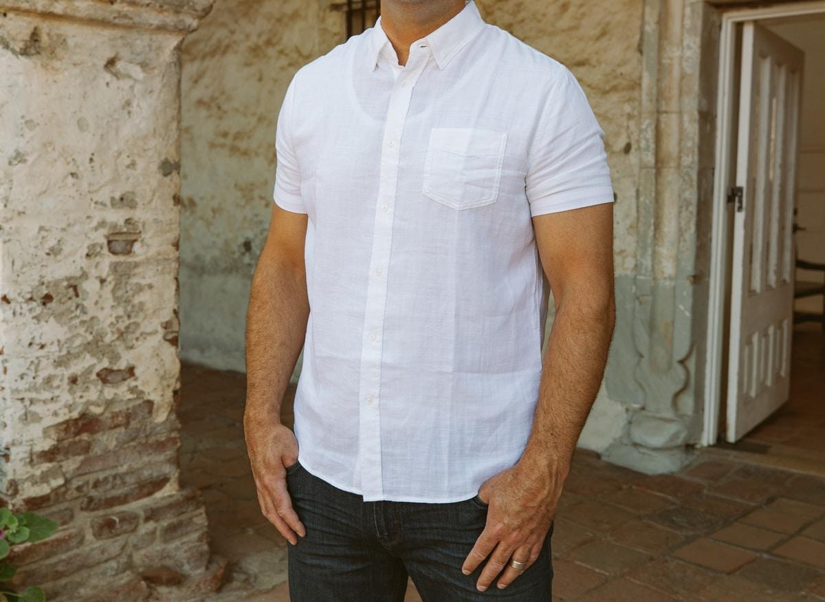 rails shirt for men
