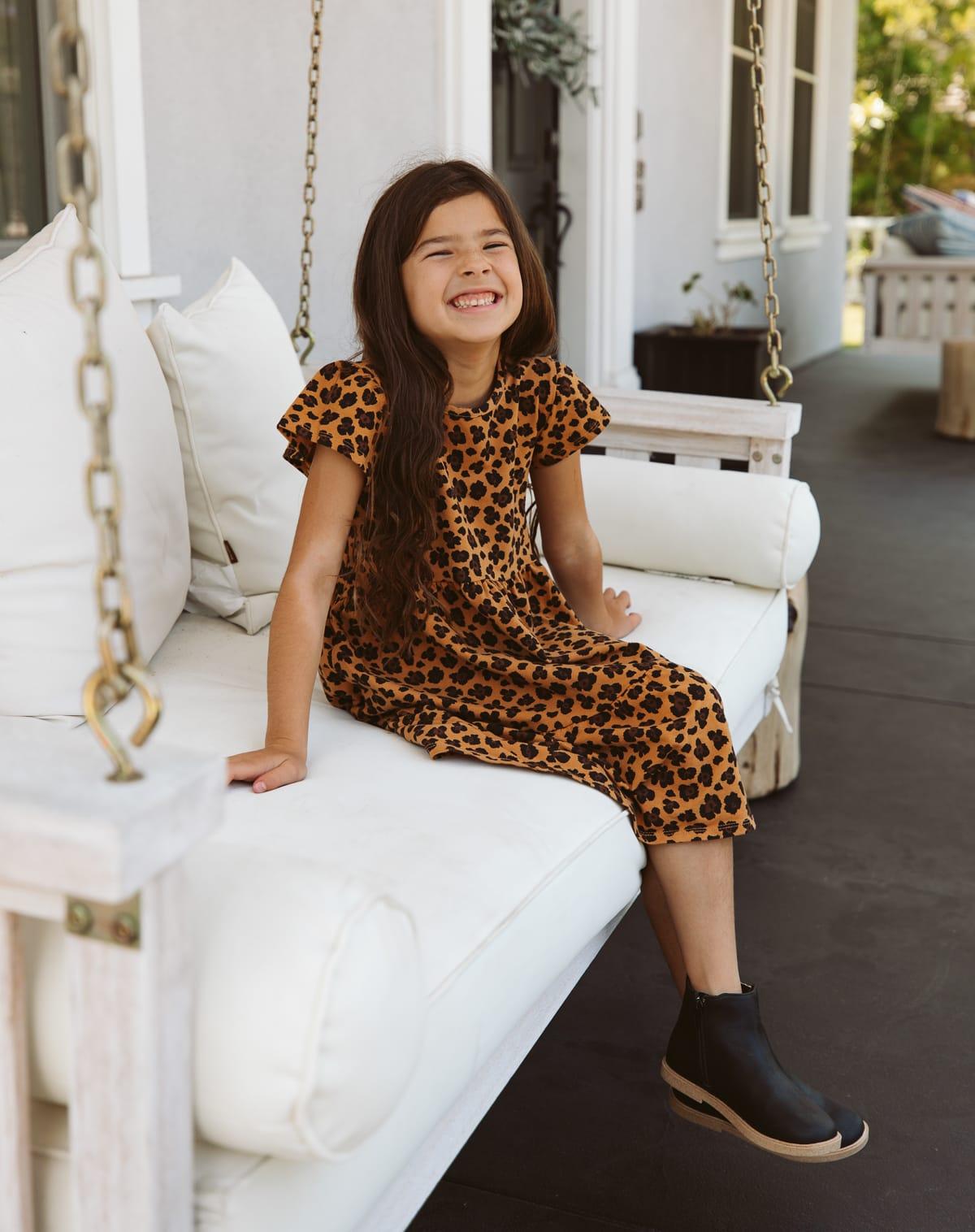 leopard kids play dress nordstrom anniversary sale