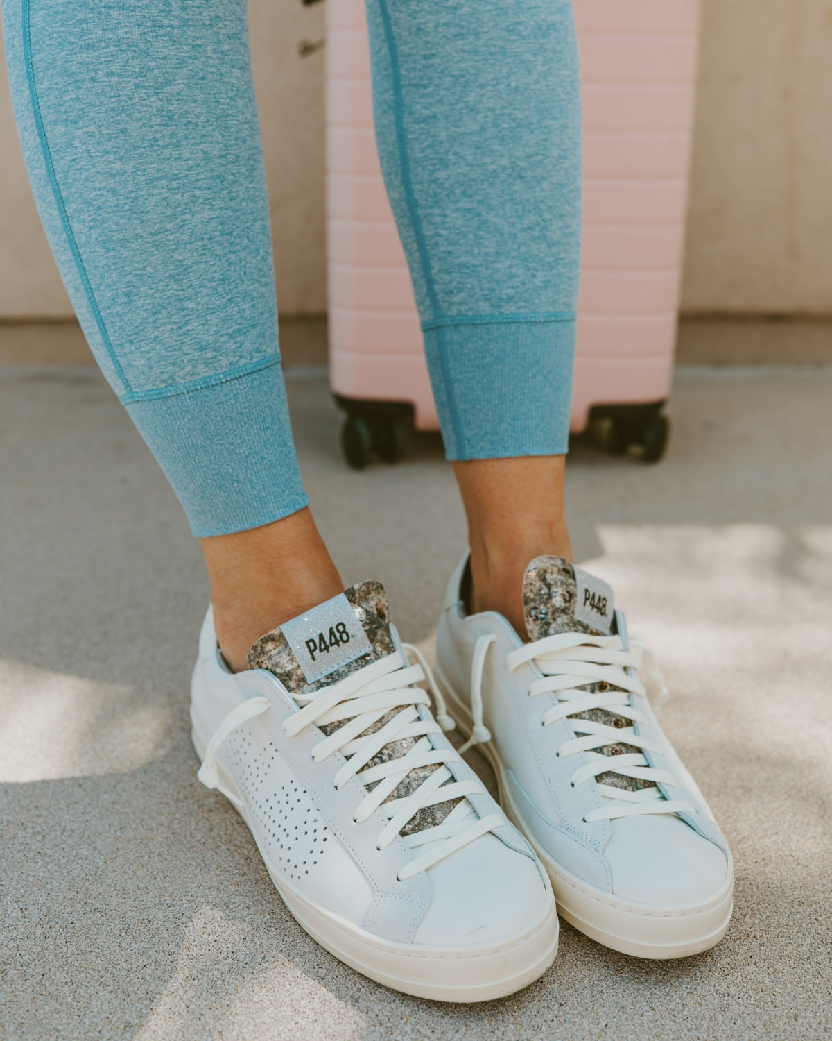 Low Top Sneakers for travel