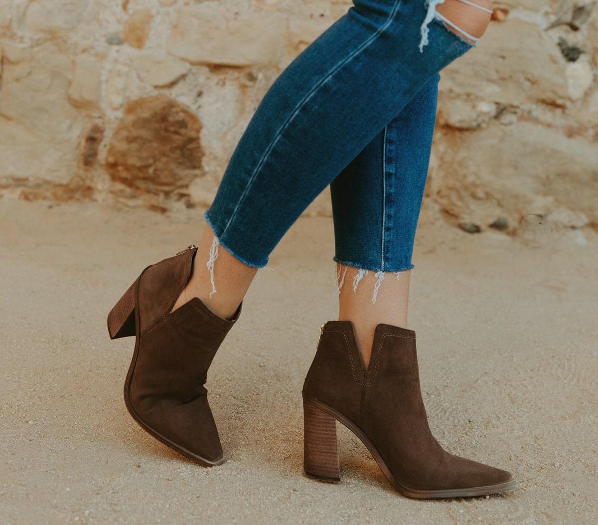 nordstrom shoe sale booties