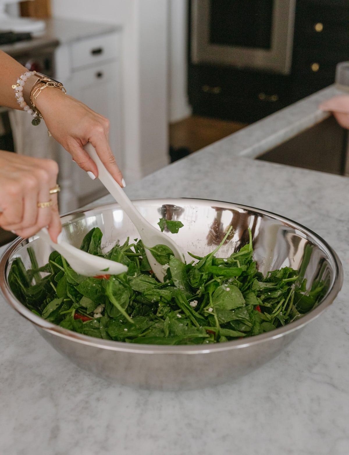 stainless steel salad bowl amazon kitchen