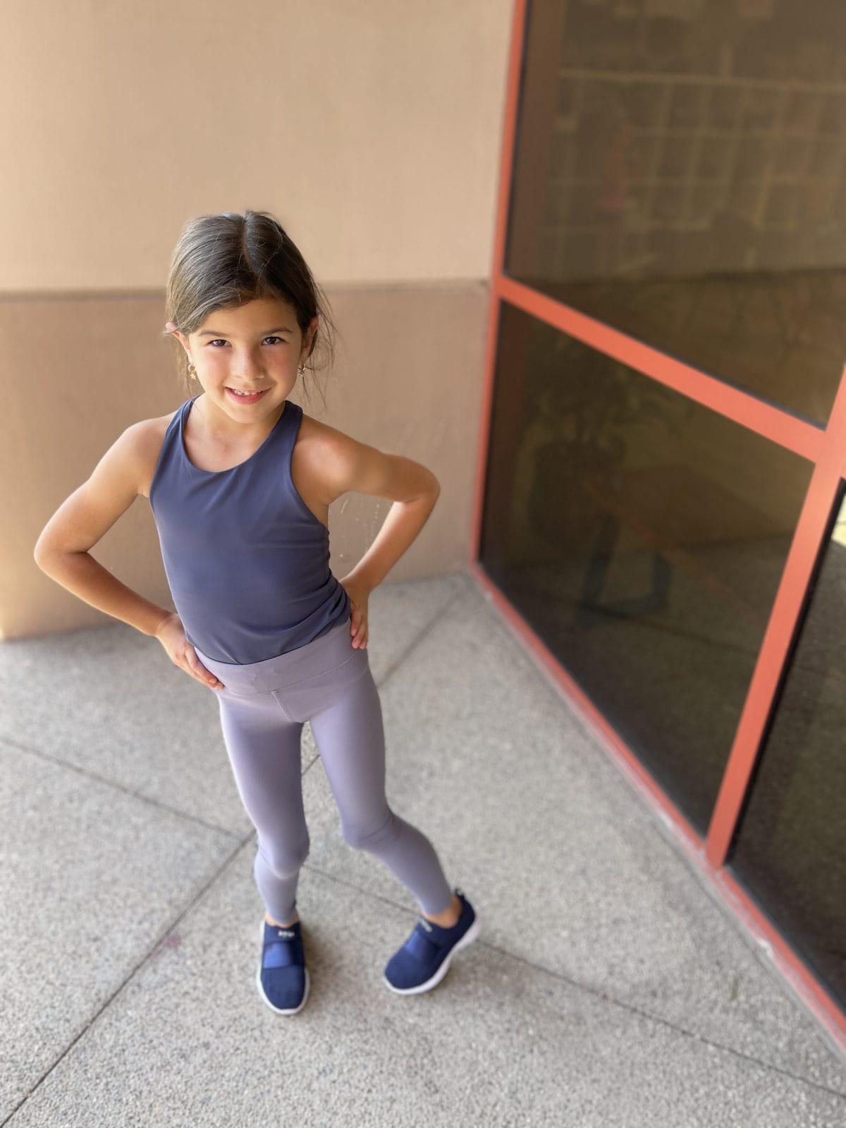 athleta girls tank top