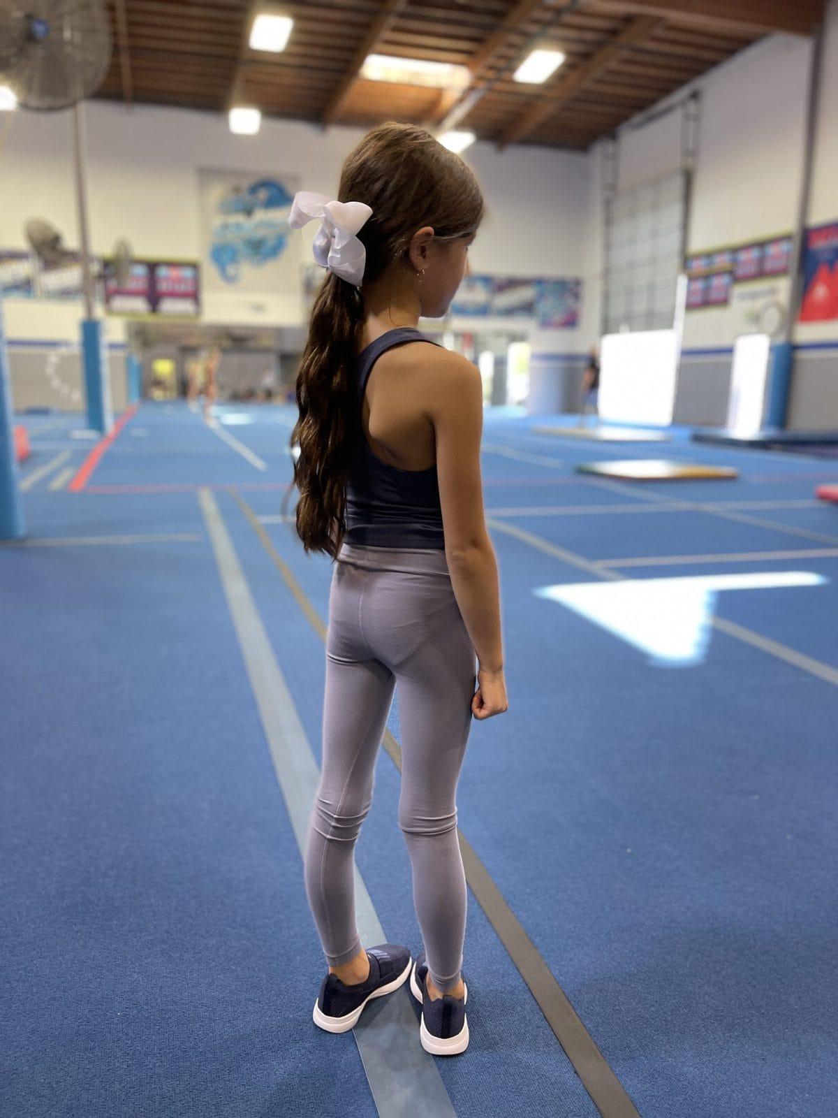 athleta girls leggings