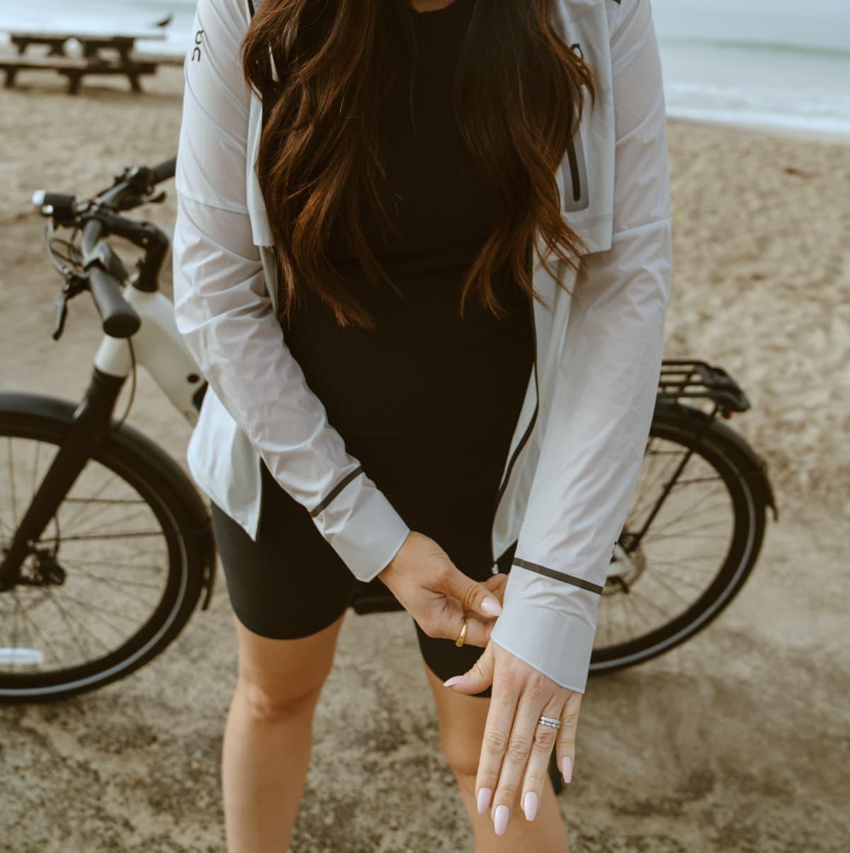 jacket for bike rides