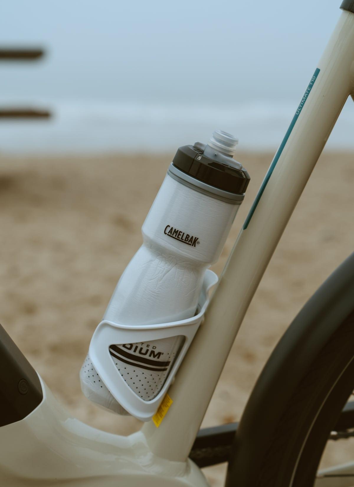 water bottle holder for a bike