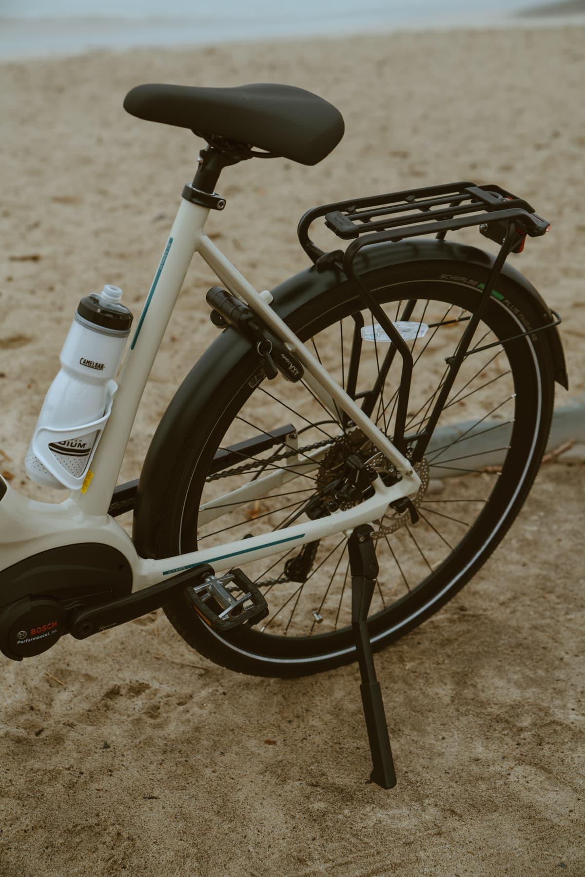 e-bike water bottle holder
