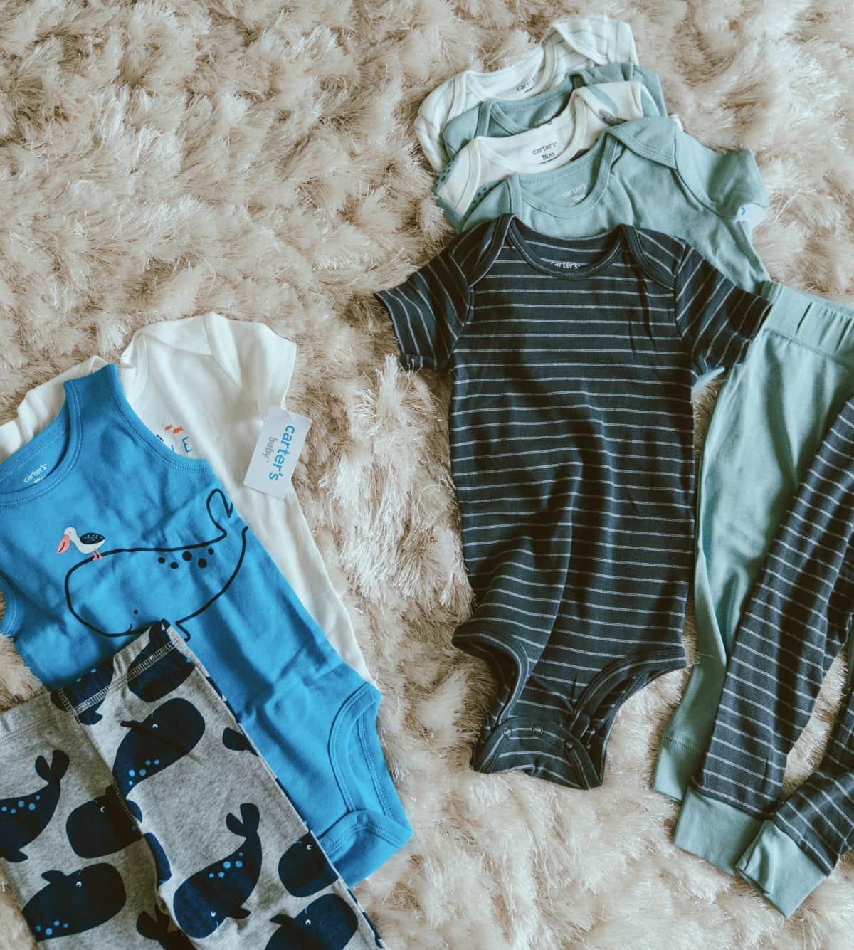 onesie sets for boys