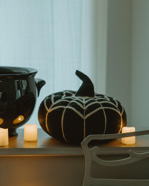 witch cauldron halloween decorations