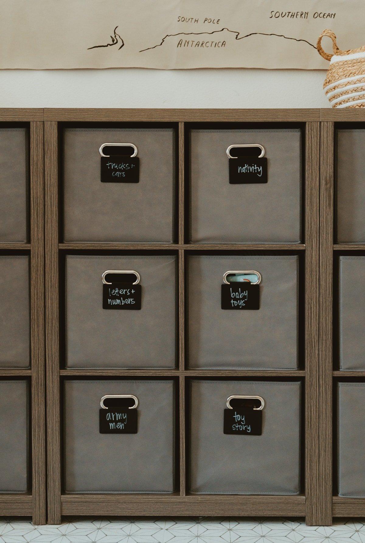 ideas for organization