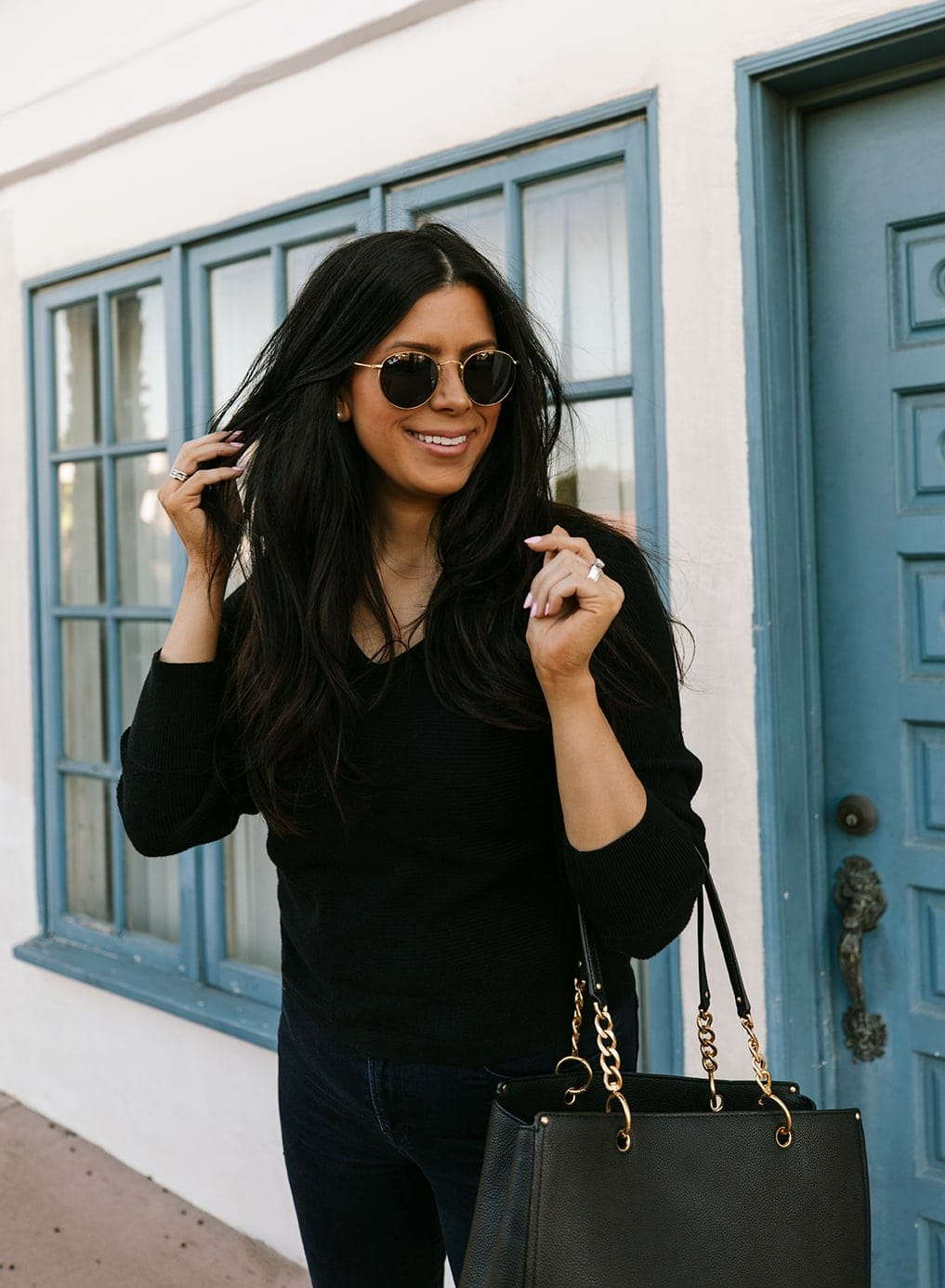 retro round ray bans nordstrom fall sale